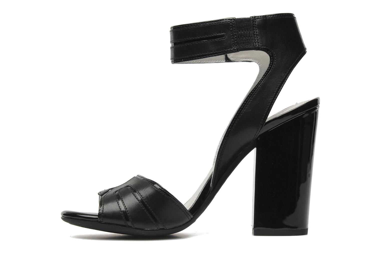 Sandals Geox D Nolina B Black front view