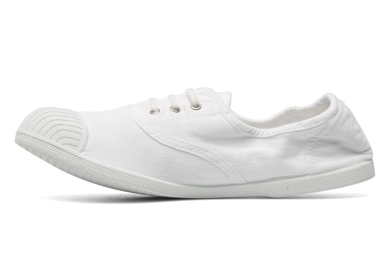 Sneaker Kaporal Vickana weiß ansicht von vorne