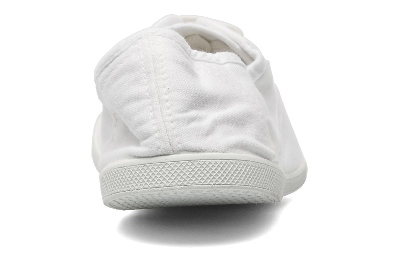 Sneaker Kaporal Vickana weiß ansicht von rechts
