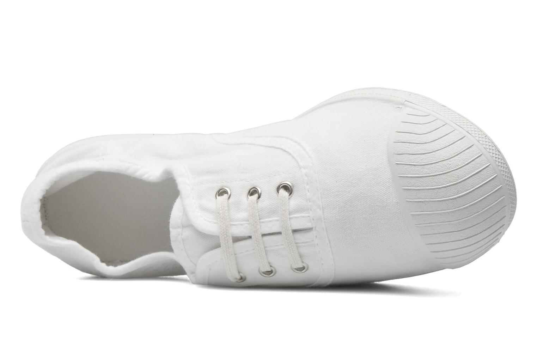 Sneaker Kaporal Vickana weiß ansicht von links