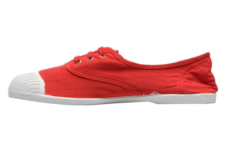 Sneaker Kaporal Vickana rot ansicht von vorne