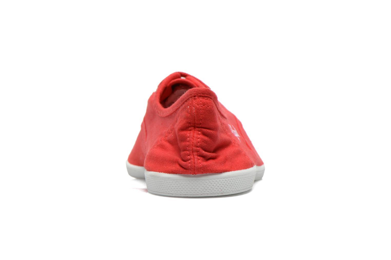 Sneaker Kaporal Vickana rot ansicht von rechts