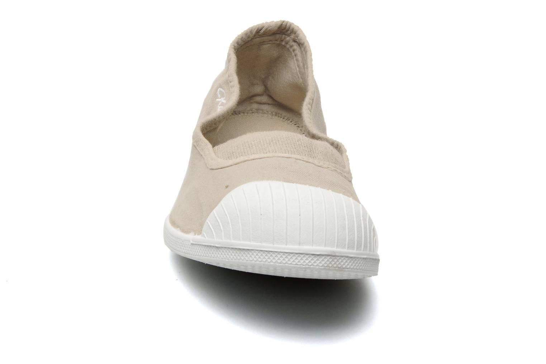 Sneaker Kaporal Vandana beige schuhe getragen