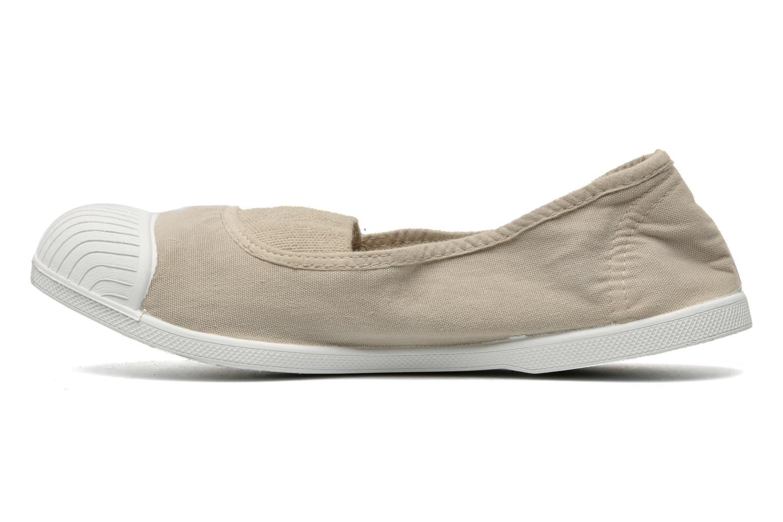 Sneaker Kaporal Vandana beige ansicht von vorne