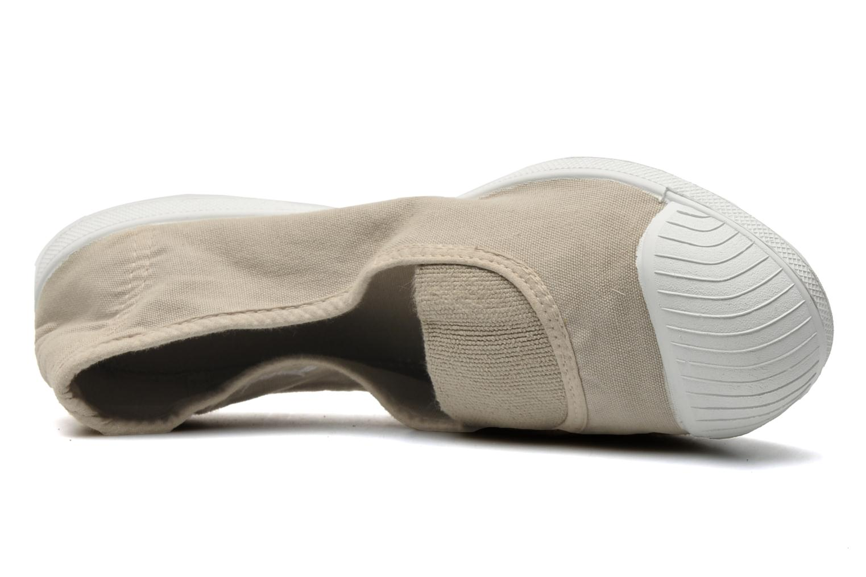 Sneaker Kaporal Vandana beige ansicht von links