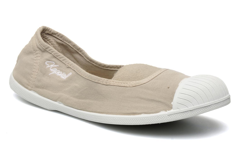 Sneaker Kaporal Vandana beige detaillierte ansicht/modell