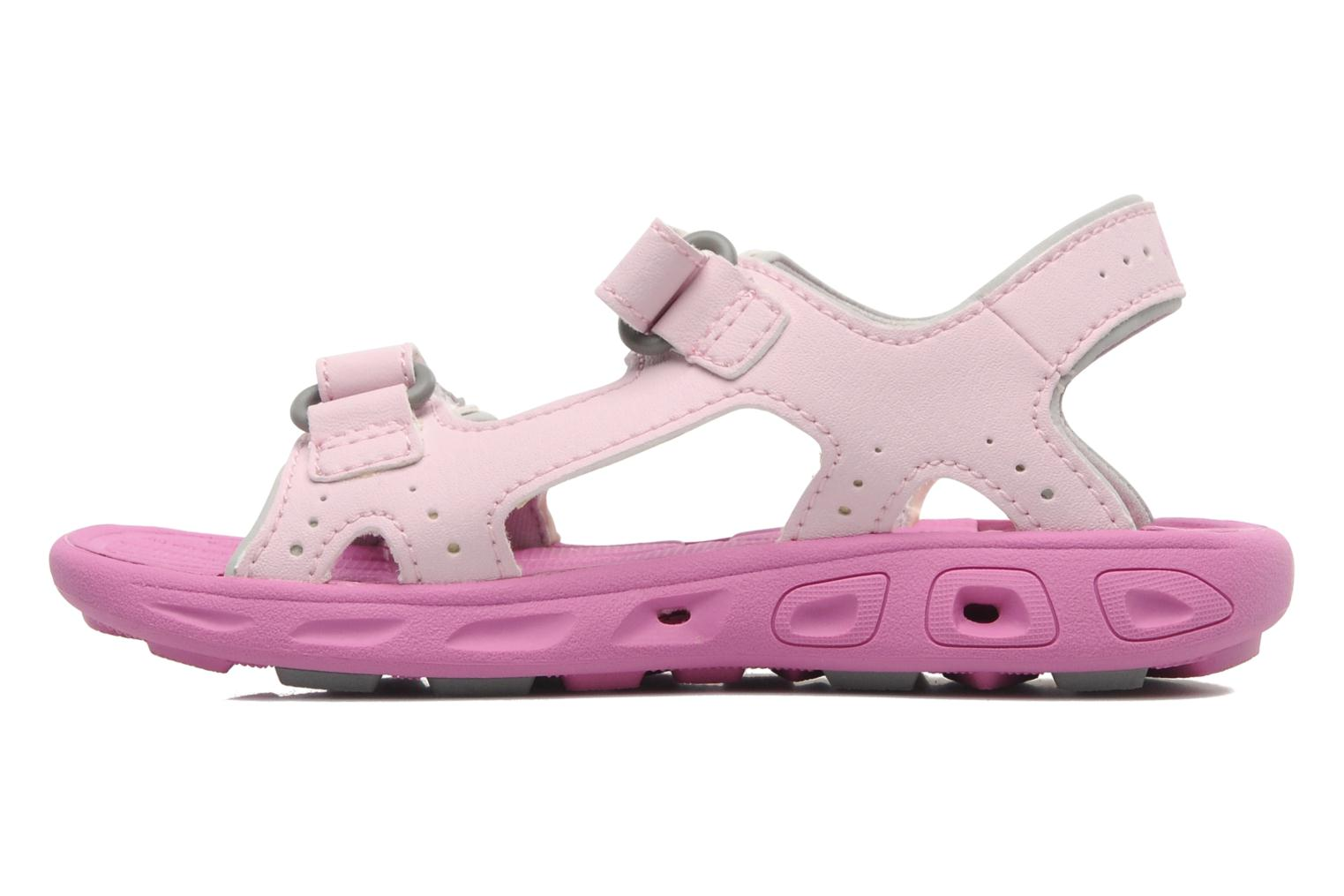 Chaussures de sport Columbia Youth Techsun Vent Rose vue face