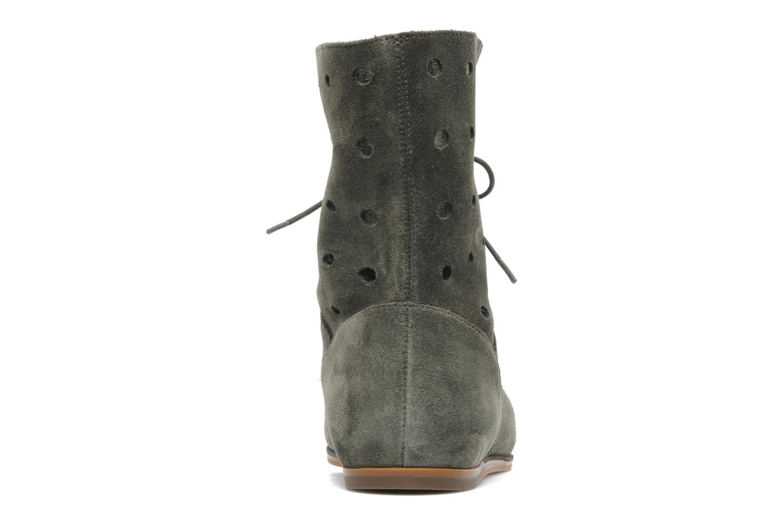 Boots en enkellaarsjes Clarks Maelie Glitter Groen rechts
