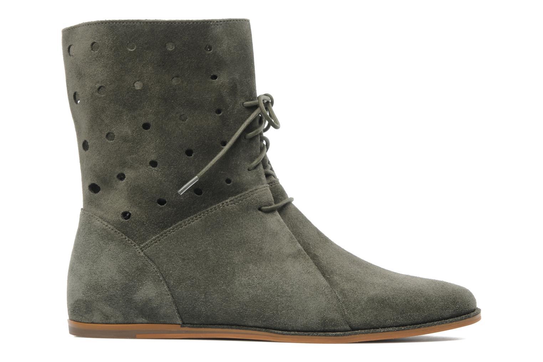 Boots en enkellaarsjes Clarks Maelie Glitter Groen achterkant