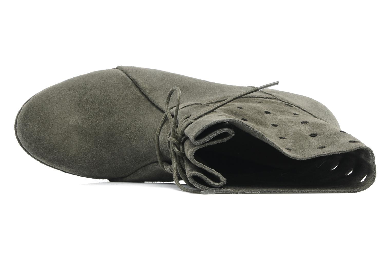 Boots en enkellaarsjes Clarks Maelie Glitter Groen links