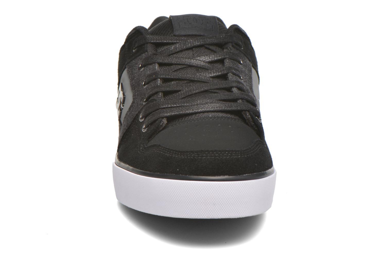 Baskets DC Shoes Pure SE Noir vue portées chaussures
