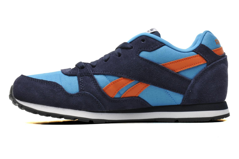Sneakers Reebok GL 1500 Blauw voorkant