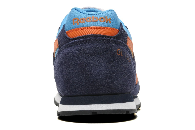 Sneakers Reebok GL 1500 Blauw rechts