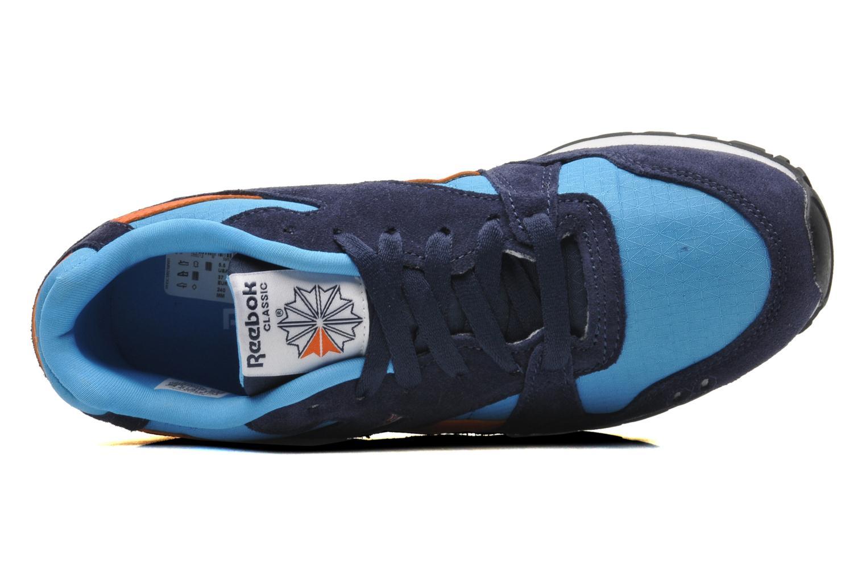 Sneakers Reebok GL 1500 Blauw links
