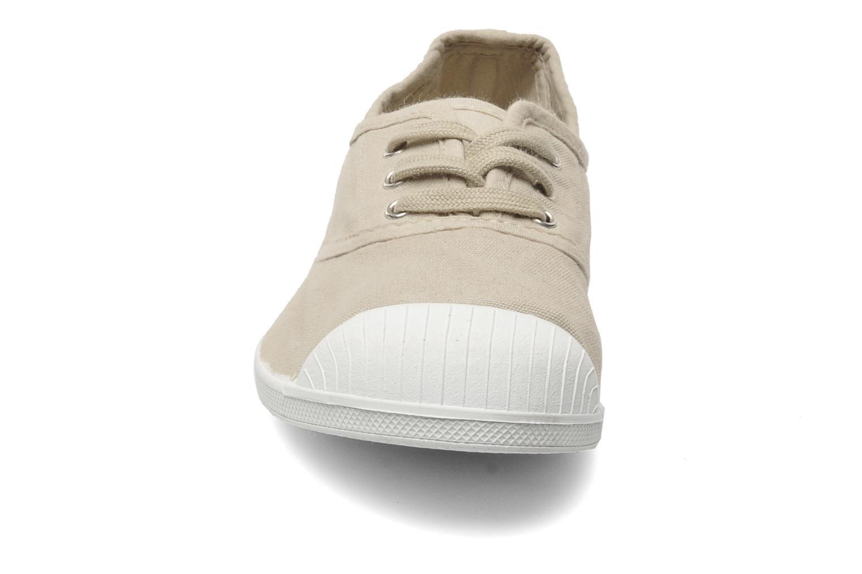 Baskets Kaporal VICKANO Beige vue portées chaussures