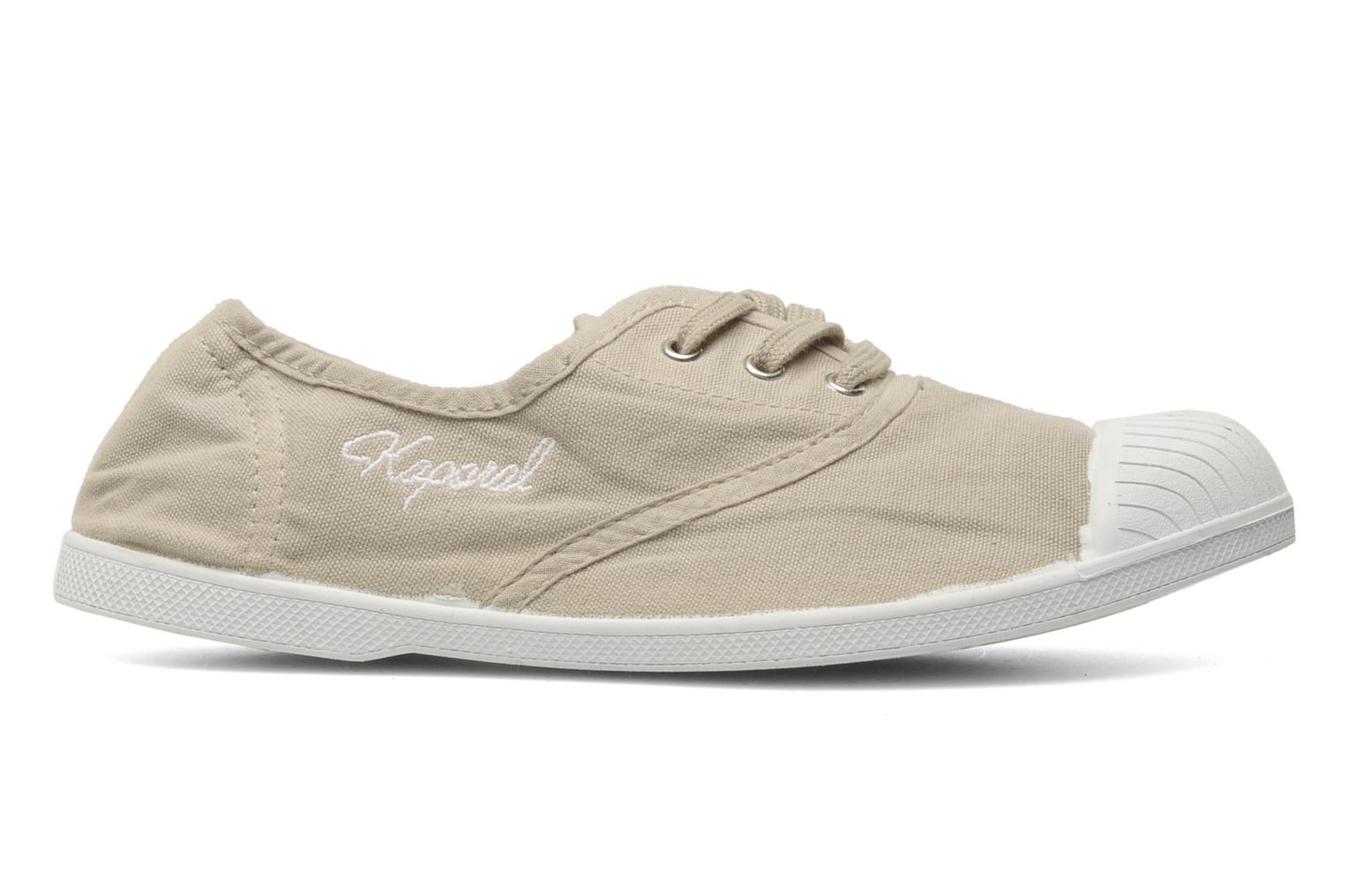 Trainers Kaporal VICKANO Beige back view