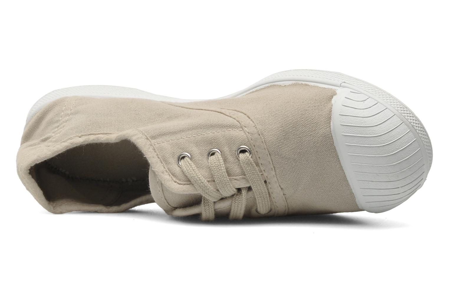 Trainers Kaporal VICKANO Beige view from the left