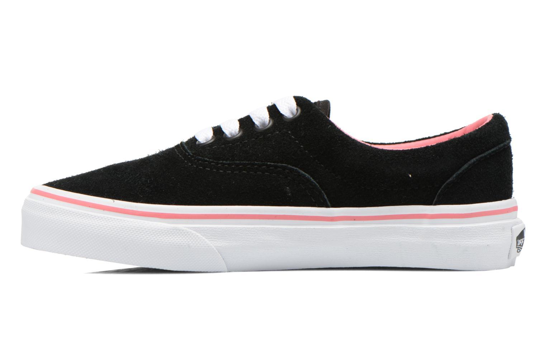 Sneaker Vans Era E schwarz ansicht von vorne