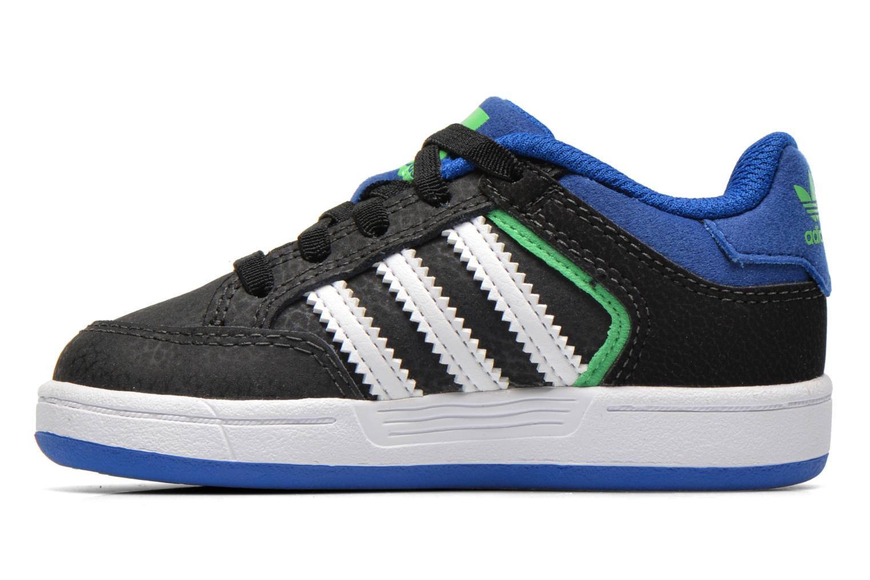 Sneaker Adidas Originals VARIAL I schwarz ansicht von vorne