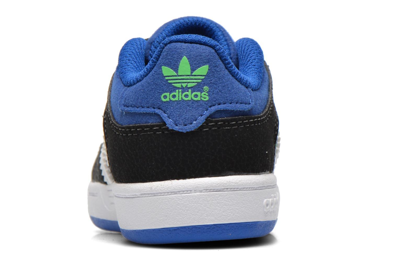 Sneaker Adidas Originals VARIAL I schwarz ansicht von rechts