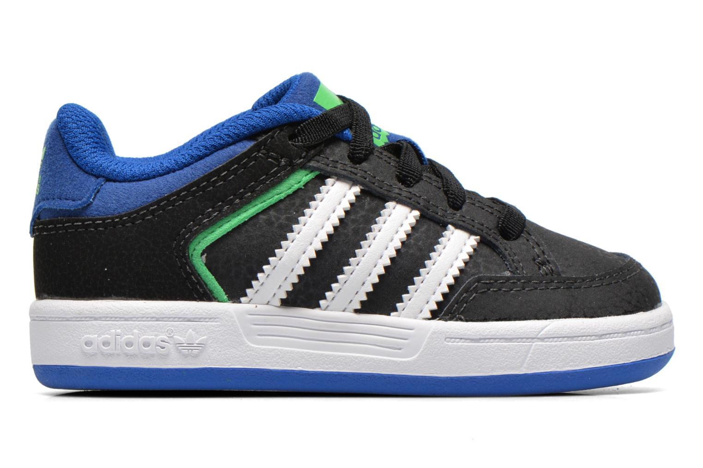 Sneaker Adidas Originals VARIAL I schwarz ansicht von hinten