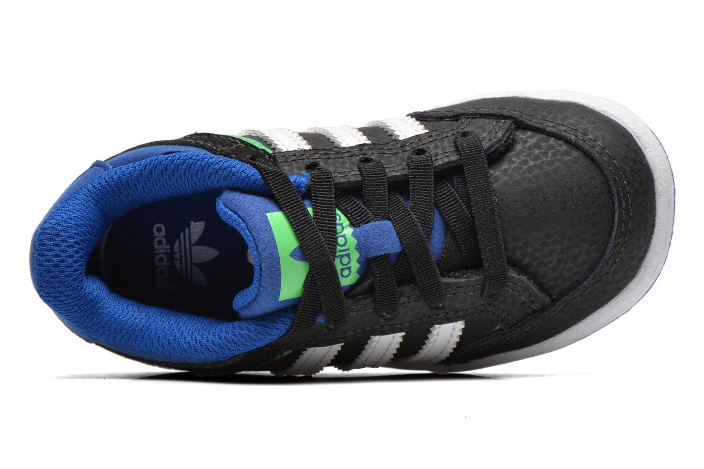 Sneaker Adidas Originals VARIAL I schwarz ansicht von links