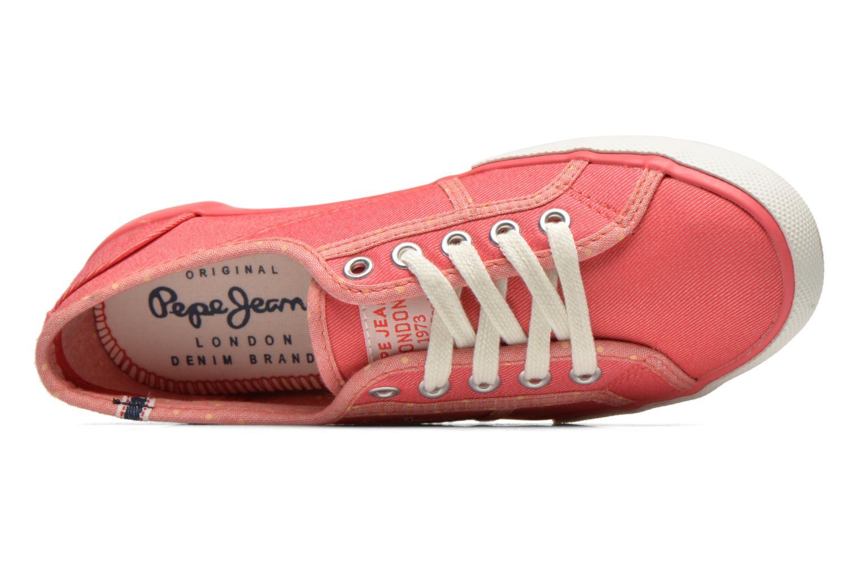 Sneakers Pepe jeans BAKER Roze links