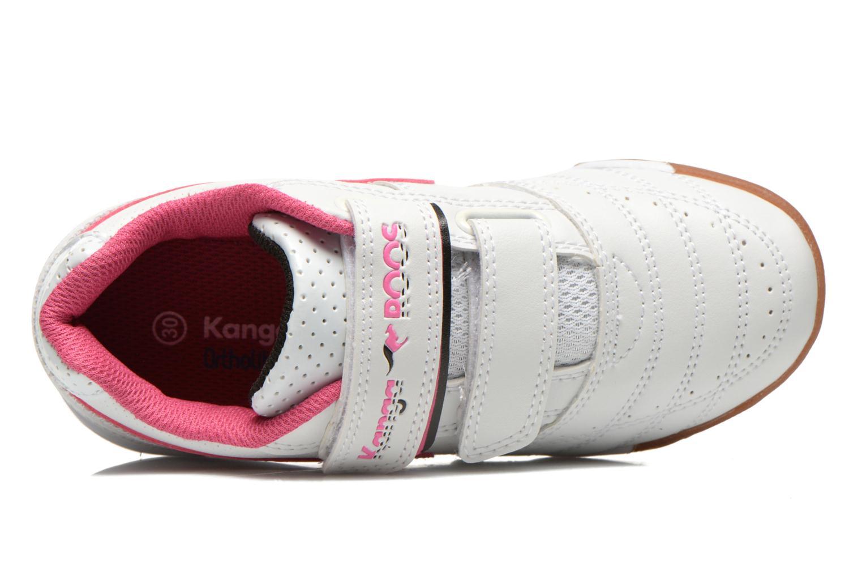 Sneakers Kangaroos Power Court Wit links