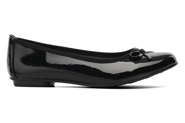 Ballerina's Jana shoes Sogemmi Zwart achterkant