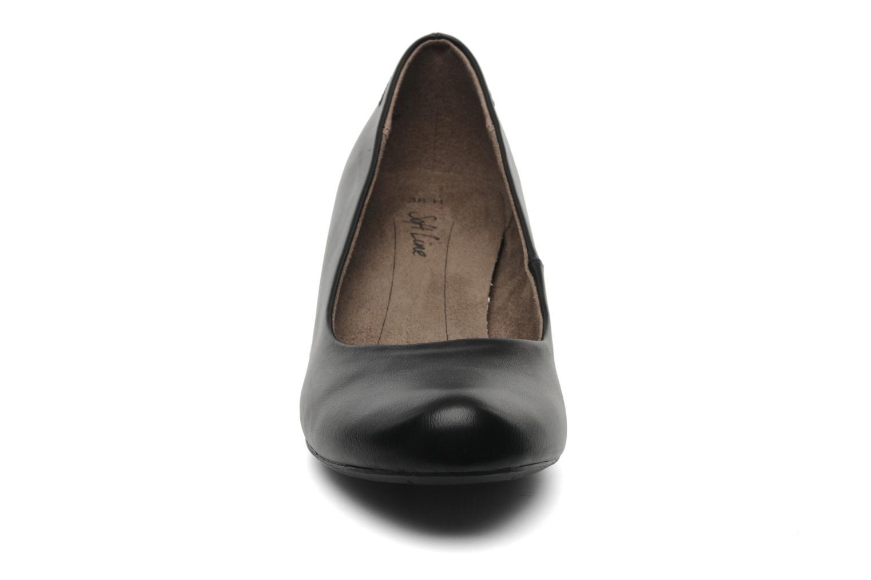 Escarpins Jana shoes Sozohe Noir vue portées chaussures