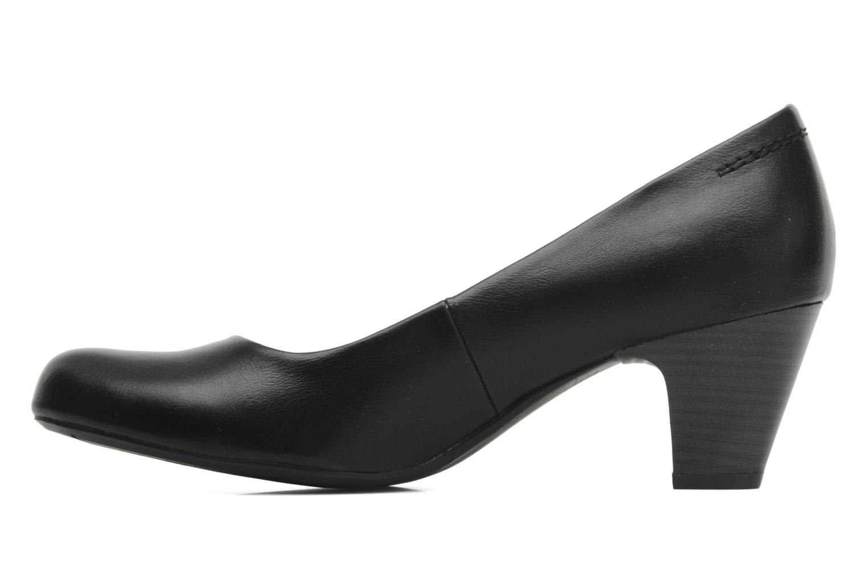 Escarpins Jana shoes Sozohe Noir vue face