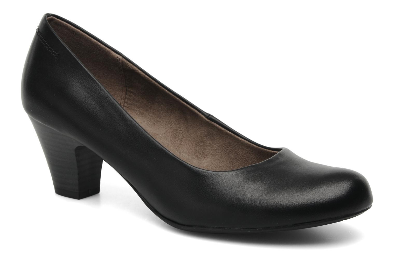 Escarpins Jana shoes Sozohe Noir vue détail/paire