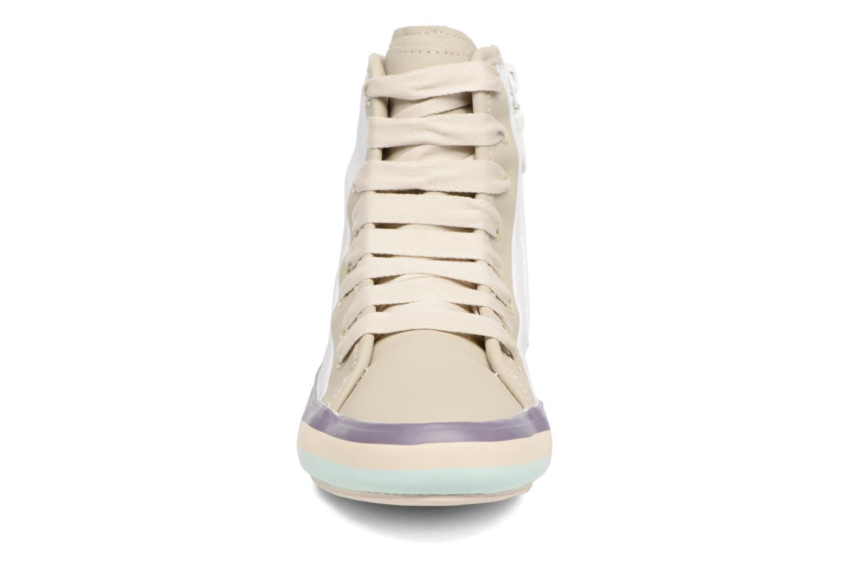 Baskets Camper Portol 46706 Beige vue portées chaussures