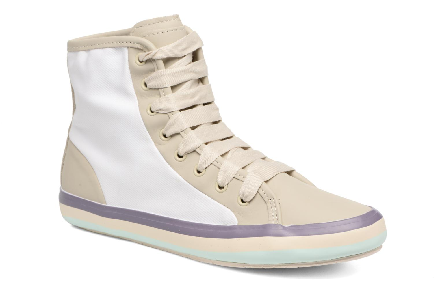 Trainers Camper Portol 46706 Beige detailed view/ Pair view