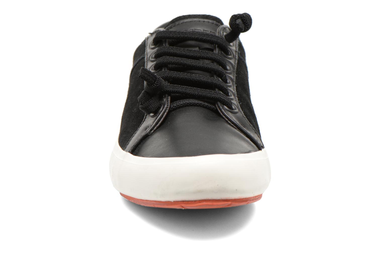 Sneaker Camper Portol 18839 schwarz schuhe getragen
