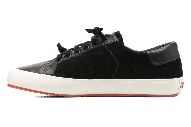 Sneaker Camper Portol 18839 schwarz ansicht von vorne