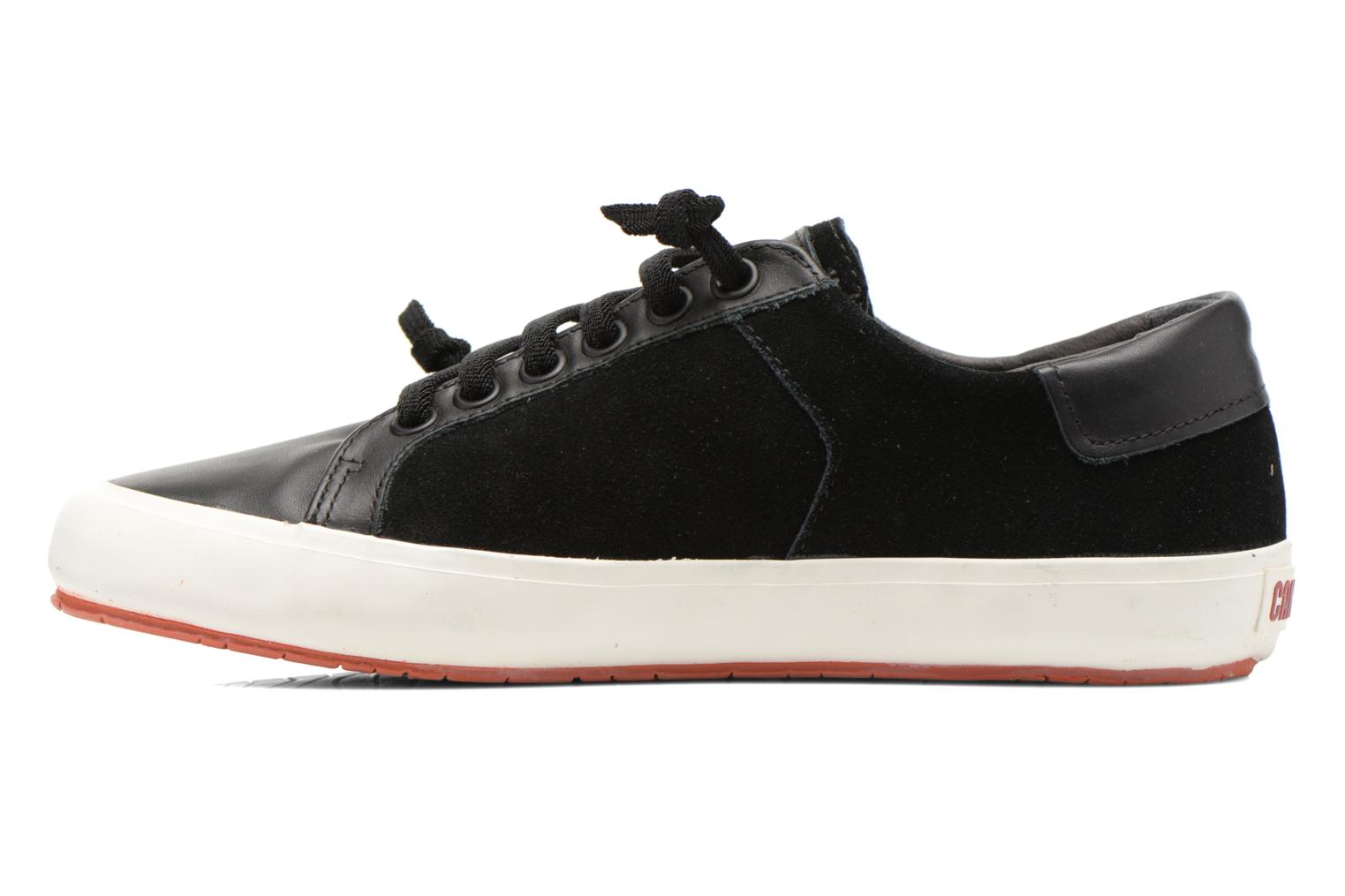 Trainers Camper Portol 18839 Black front view