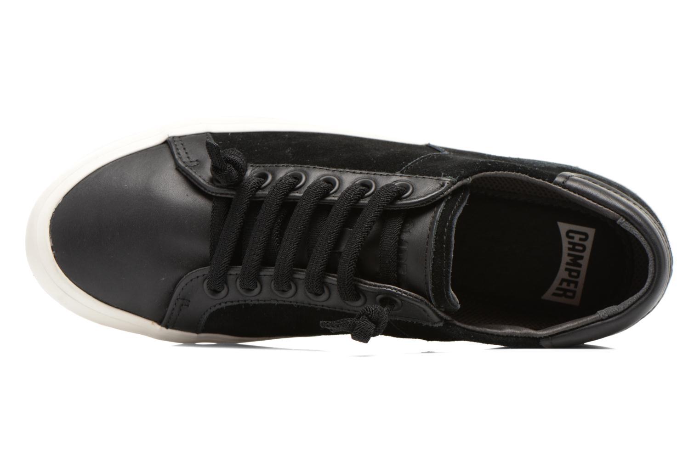 Sneaker Camper Portol 18839 schwarz ansicht von links