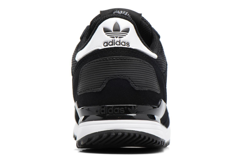 Sneaker Adidas Originals Zx 700 schwarz ansicht von rechts