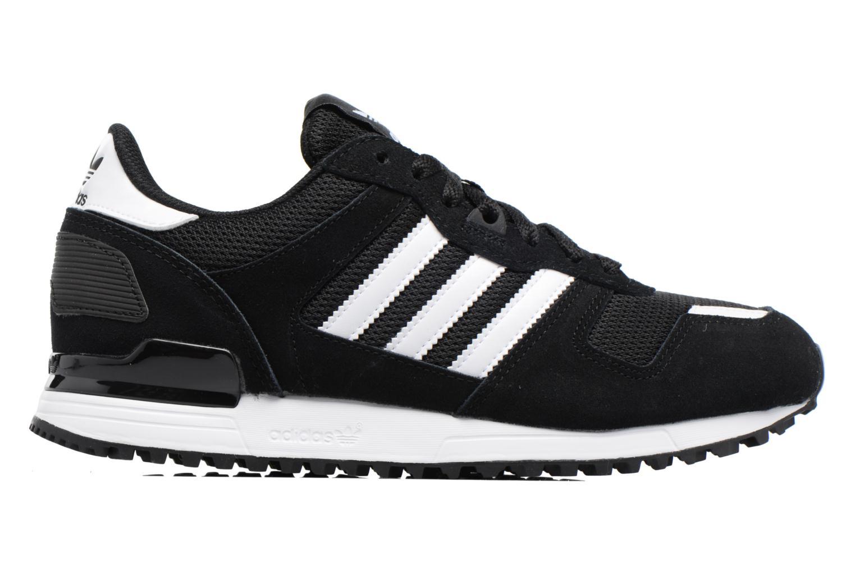 Sneaker Adidas Originals Zx 700 schwarz ansicht von hinten