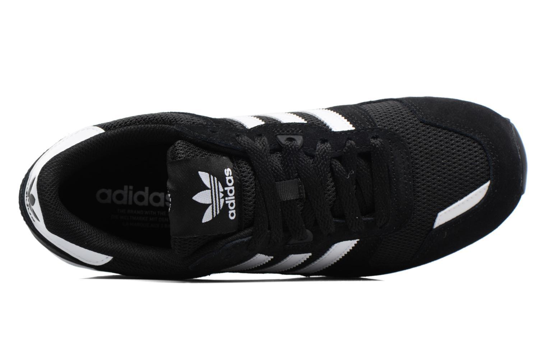 Sneaker Adidas Originals Zx 700 schwarz ansicht von links