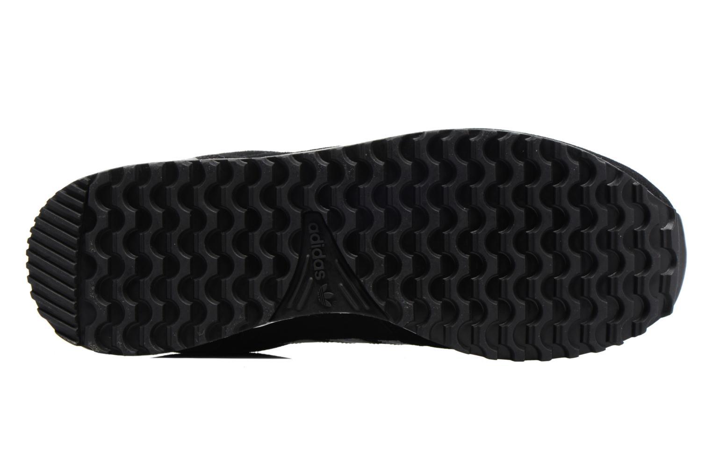 Sneaker Adidas Originals Zx 700 schwarz ansicht von oben