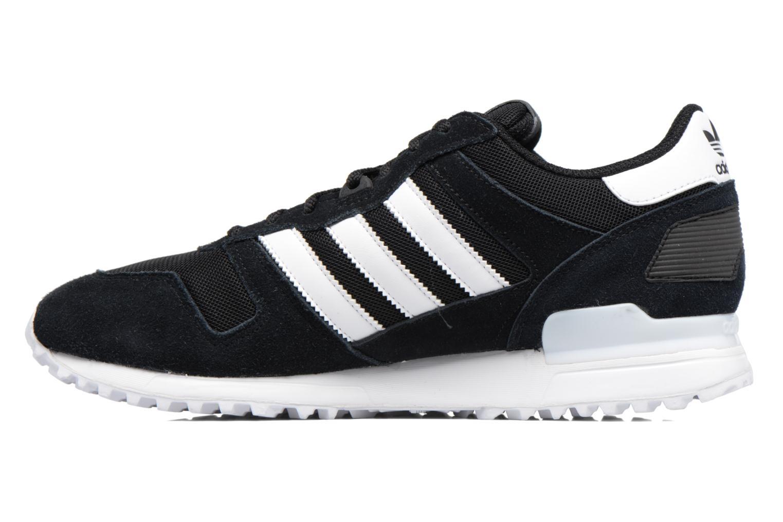 Sneaker Adidas Originals Zx 700 schwarz ansicht von vorne