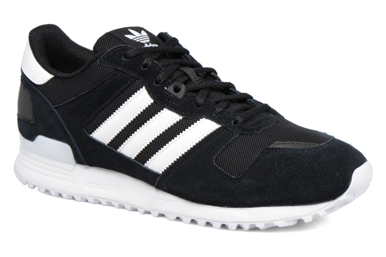 Sneaker Adidas Originals Zx 700 schwarz detaillierte ansicht/modell