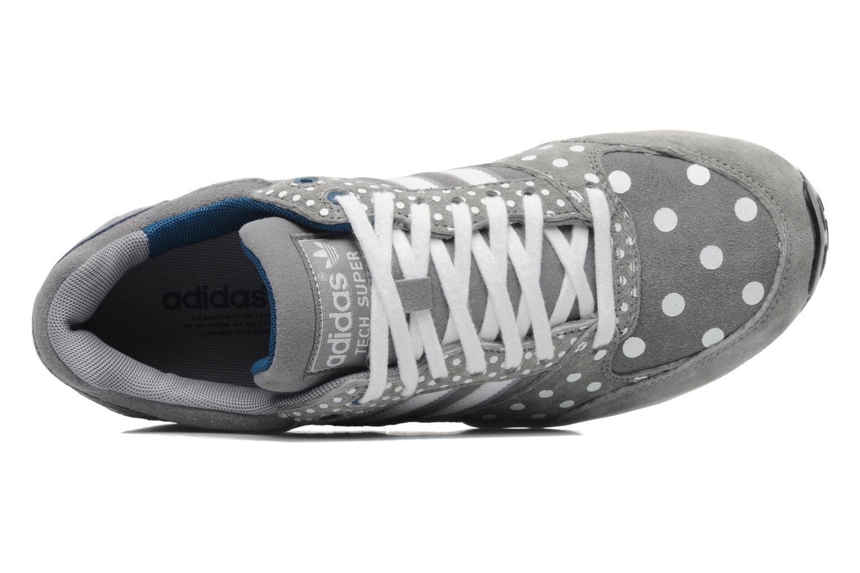Sneakers Adidas Originals Tech Super Ef W Grå se fra venstre