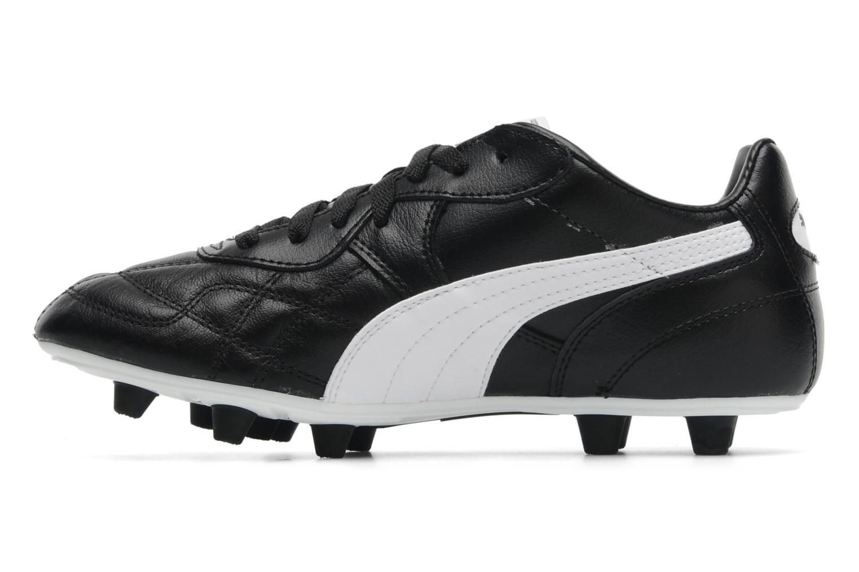 Sportschuhe Puma Liga Classic FG schwarz ansicht von vorne