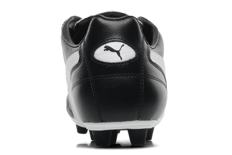 Sportschuhe Puma Liga Classic FG schwarz ansicht von rechts