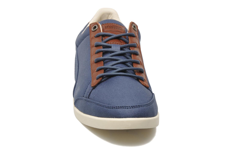 Sneaker Puma Catskill Canvas blau schuhe getragen