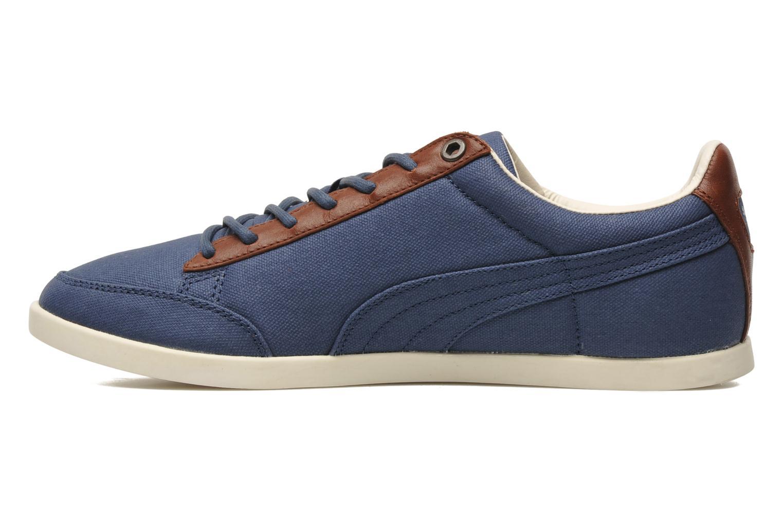 Sneaker Puma Catskill Canvas blau ansicht von vorne