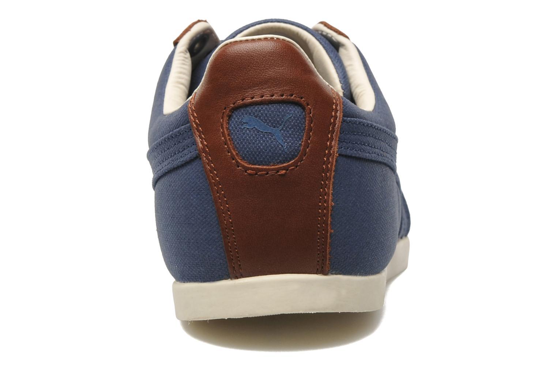 Sneaker Puma Catskill Canvas blau ansicht von rechts